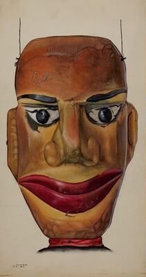 Marionette (Detail)