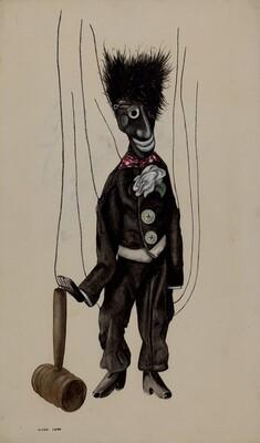 Minstrel Marionette