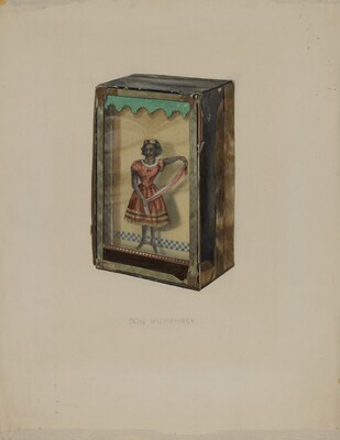 Dancing Doll in a Box