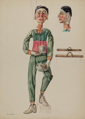 Juggling Marionette