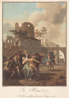 La Rixe (The Brawl)