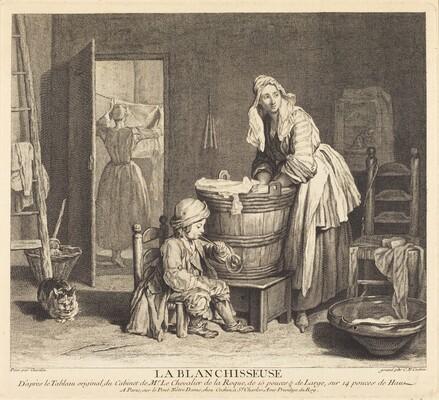 La Blanchisseuse