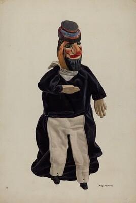 Barnacle Bill Puppet