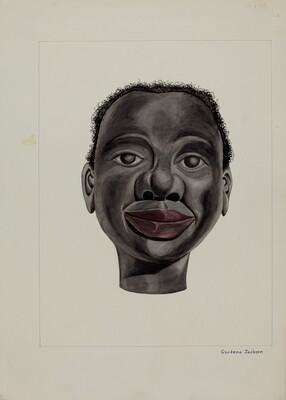 Negro Minstrel