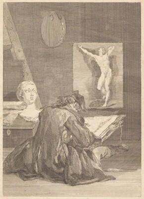 Le Dessinateur (The Draughtsman)