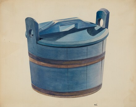 Covered Tub