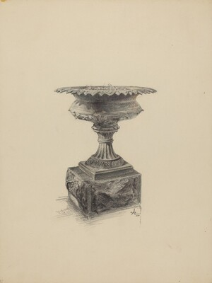 Urn for Flowers