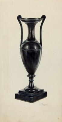 Coal Vase