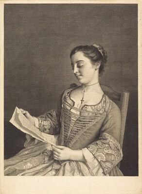 Mlle. Lavergne