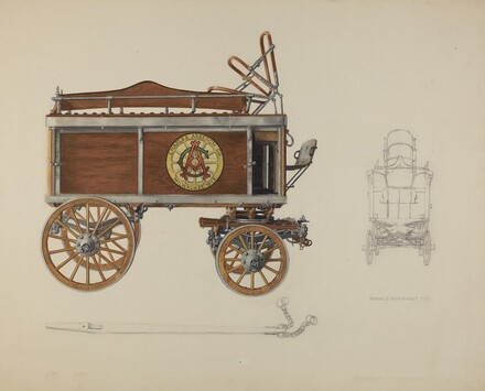 Bottler's Wagon