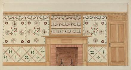 Stencilled Ballroom