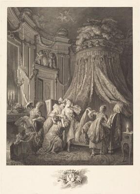 Le couché de la mariée