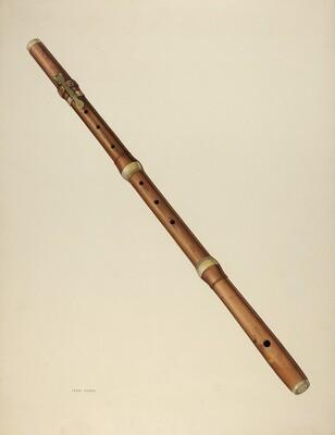 Zoar Flute Recorder