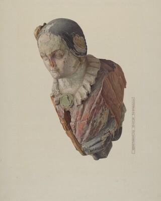 Jenny Lind Figurehead