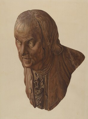 Figurehead: Benjamin Franklin