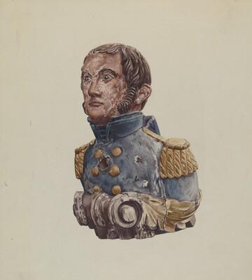 Figurehead: Naval Officer
