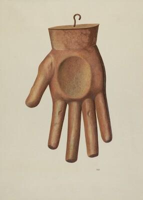 Glove Shop Sign