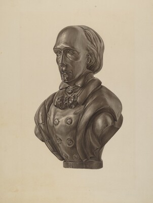 Bust of Henry Clay