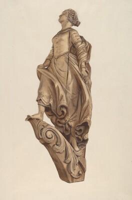Figurehead: Woman