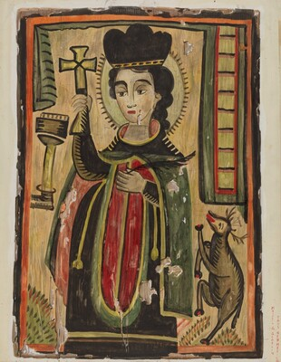 Retablo - St. Procopio