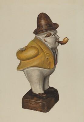 Toby Figure