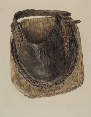 Swamp Shoe for Horse