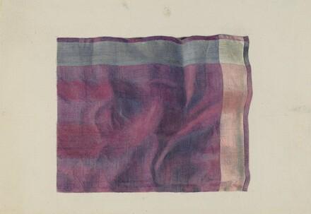 Shaker Silk Kerchief