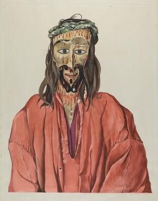 Penitent Christ