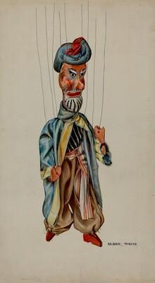Marionette - Ahab