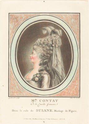 Mademoiselle Contat
