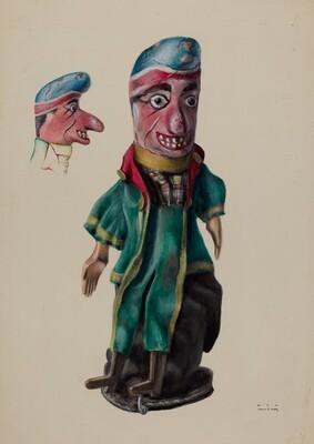 Hand Puppet Punch