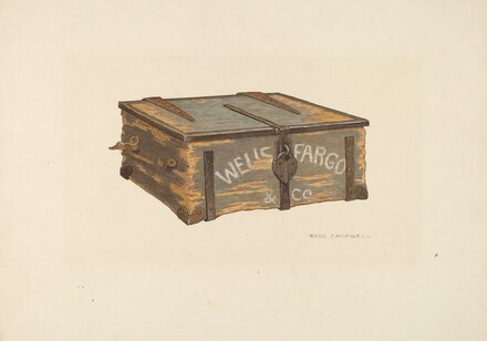 Wells Fargo Gold Box