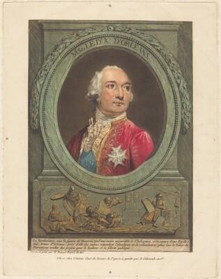 Mgr. Le duc d'Orléans