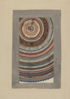 Shaker Circular Rug