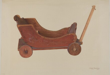 Doll Cart