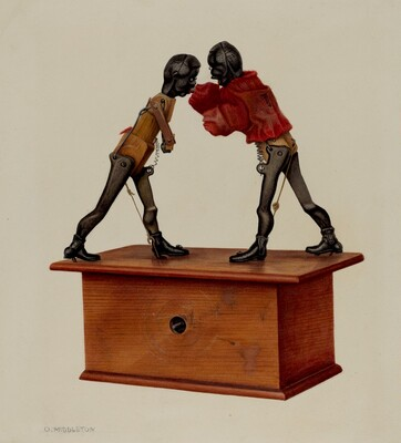 Boxing Negroes