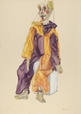 Marionette Clown