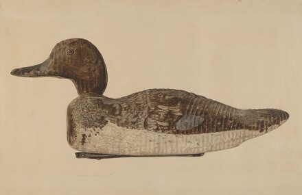 Decoy: Blue Winged Teal