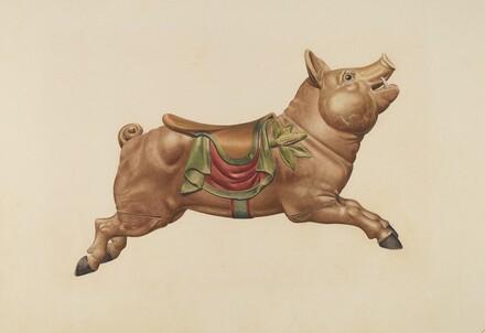 Carousel Pig