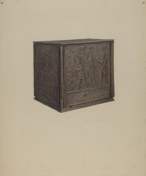 Pennsylvania German Folk Art from the Index of American Design