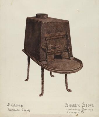 Shaker Stove