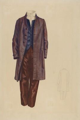 Shaker Man's Costume