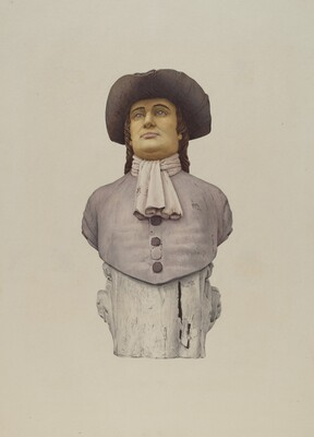 Figurehead: Quaker