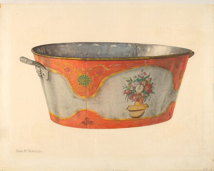 Painted Basin