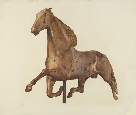 Horse Weather Vane