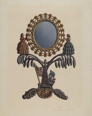 Jenny Lind Mirror