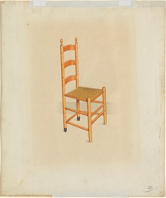 Shaker Tilting Chair