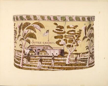 Bandbox - Castle Garden