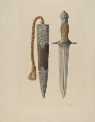 Dagger and Sheath