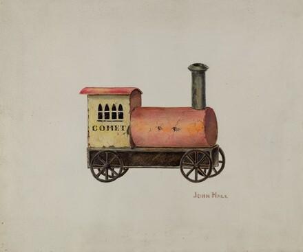 Toy Locomotive